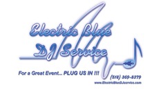 Electric Blue DJ Service
