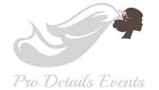 Pro Details Events