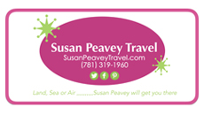 Susan Peavey Travel, Inc.