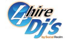 4 Hire DJ's