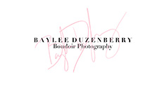 Baylee Duzenberry Boudoir Photography