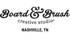 Board & Brush Creative Studio - Nashville