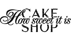 How Sweet It Is Cake Shop