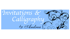 Invitations & Calligraphy By Andrea