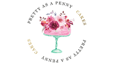 Pretty as a Penny Cakes