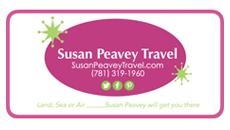 Susan Peavey Travel, Inc.