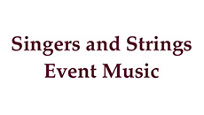 Singers and Strings Event Music