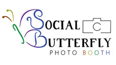 Social Butterfly Photobooth