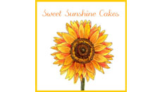 Sweet Sunshine Cakes
