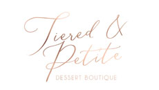 Tiered & Petite by Cotton's Gourmet