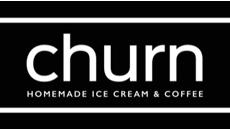 Churn Homemade Ice Cream and Coffee